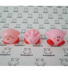 Kirby set of 3 finger dolls