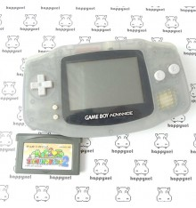 Gameboy Advance + Super Mario Advance 2
