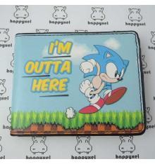 Portefeuille Sonic Sega