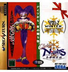 Christmas NiGHTS into Dreams NEUF Sega Saturn