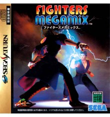 Fighters Megamix NEW Sega Saturn