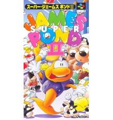 Super james pond II Super Famicom