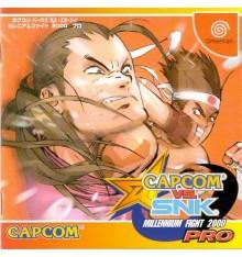 Capcom vs Snk Pro Dreamcast