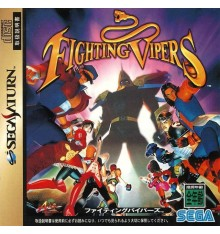 Fighting Vipers Sega Saturn