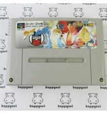 Street Fight Alpha 2 (loose) Super Famicom