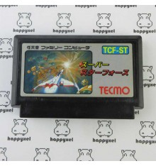 Super Star Force (loose) Famicom