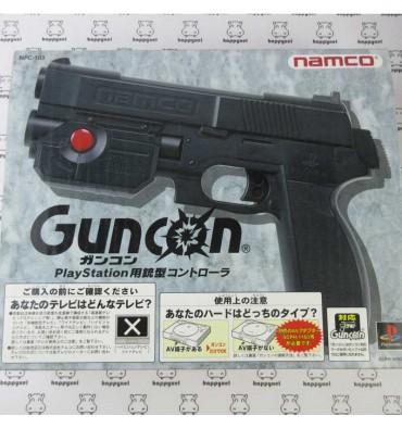 Guncon Playstation One