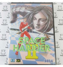 Space Harrier 2 Megadrive