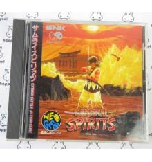 Samurai Shadown Neo Geo CD