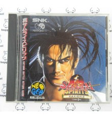 Samurai Shadown Neo Geo CD
