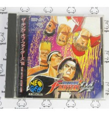 King of Fighters Neo Geo CD
