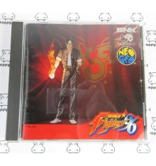 King of Fighters 96 Neo Geo CD