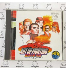 Art o Fighting 3 Neo Geo CD