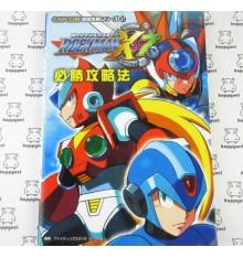 Rockman X 7 Guide Capcom serie