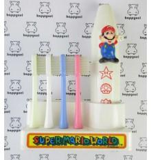 Super Mario World Toothbrush set