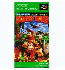 Donkey Kong Country Super Famicom