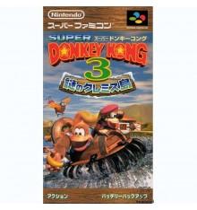 Donkey Kong Country 3 Super Famicom