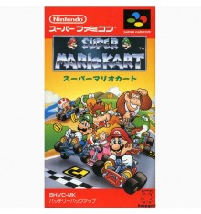 Super Mario Kart Super Famicom