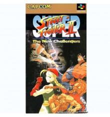 Street Fighter II Turbo Super Famicom