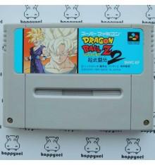 Dragon Ball Z: Super Butouden 2 (loose) Super Famicom